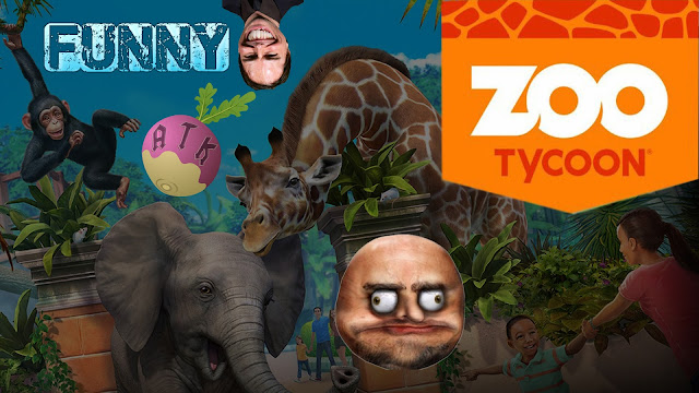 "Zoo Tycoon on Xbox One ""Funny"""