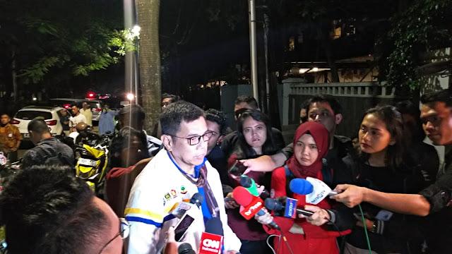 Hinca: Demokrat Sudah Siapkan Mesin Partai Menangkan Prabowo-Sandi