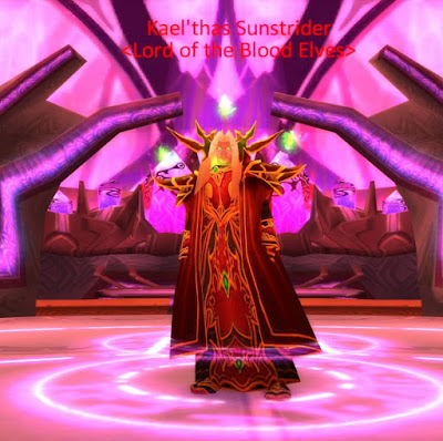 Quick Kael'thas Sunstrider, No RP! Timewalking (MT)