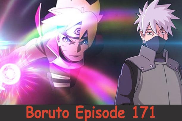 Boruto Episode 171