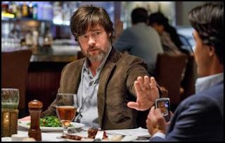 Brad Pitt en La gran apuesta (Adam McKay, 2015)