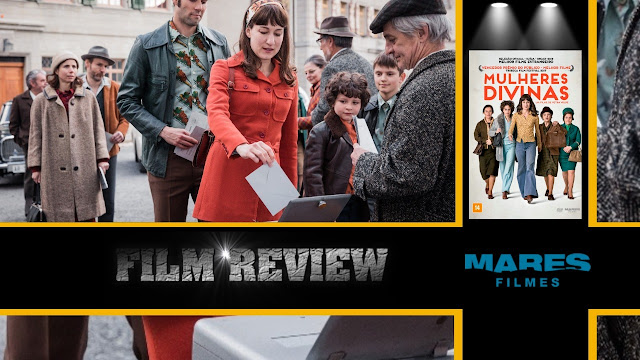 MULHERES DIVINAS (2017) - FILM REVIEW