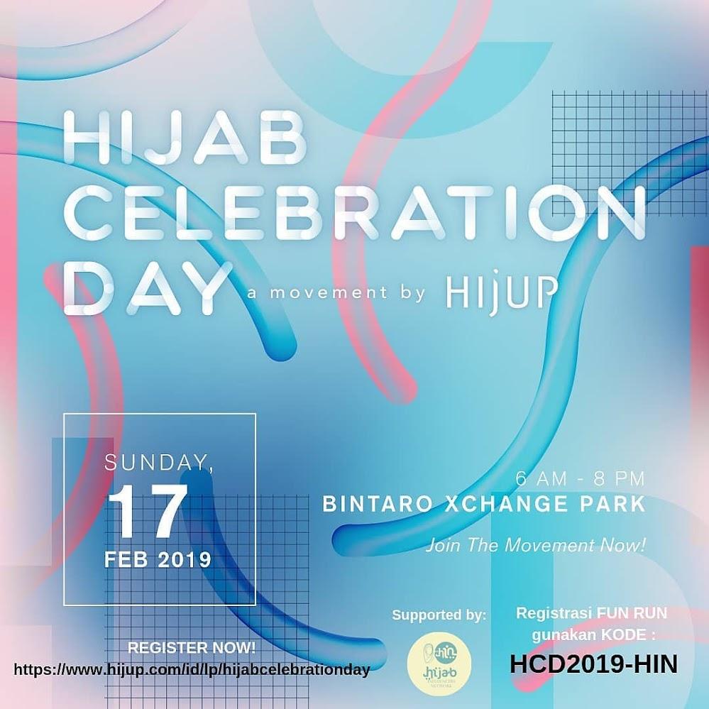 Hijab Celebration Day - Fun Run • 2019