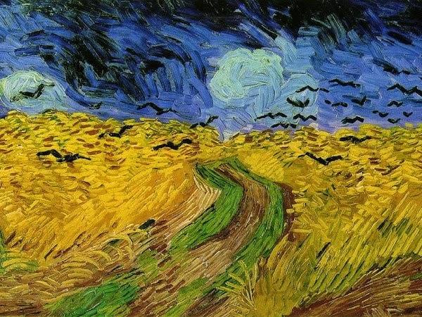 Van Gogh Granite