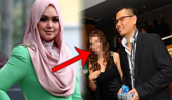 PANAS... AMBIK KO!! Selepas Disindir Jamal Yunos, Ini Lagi Komen Balas Siti Nurhaliza!! PERGHH MAKAN DALAM!!!
