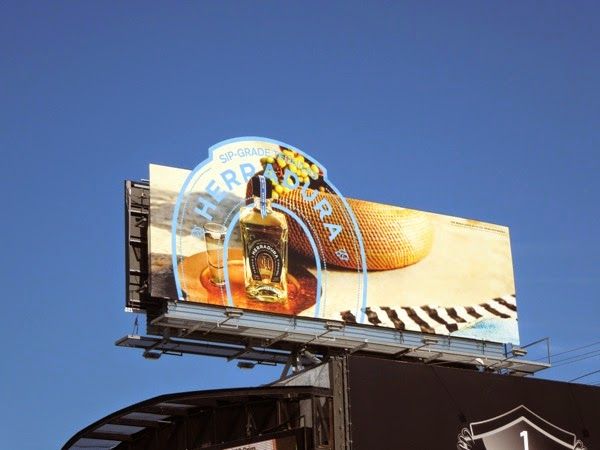 Herradura Tequila special extension billboard
