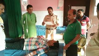 journalist-attacked-ghoghardiha