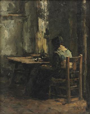 Vrouw Aan Tafel, Suze Robertson