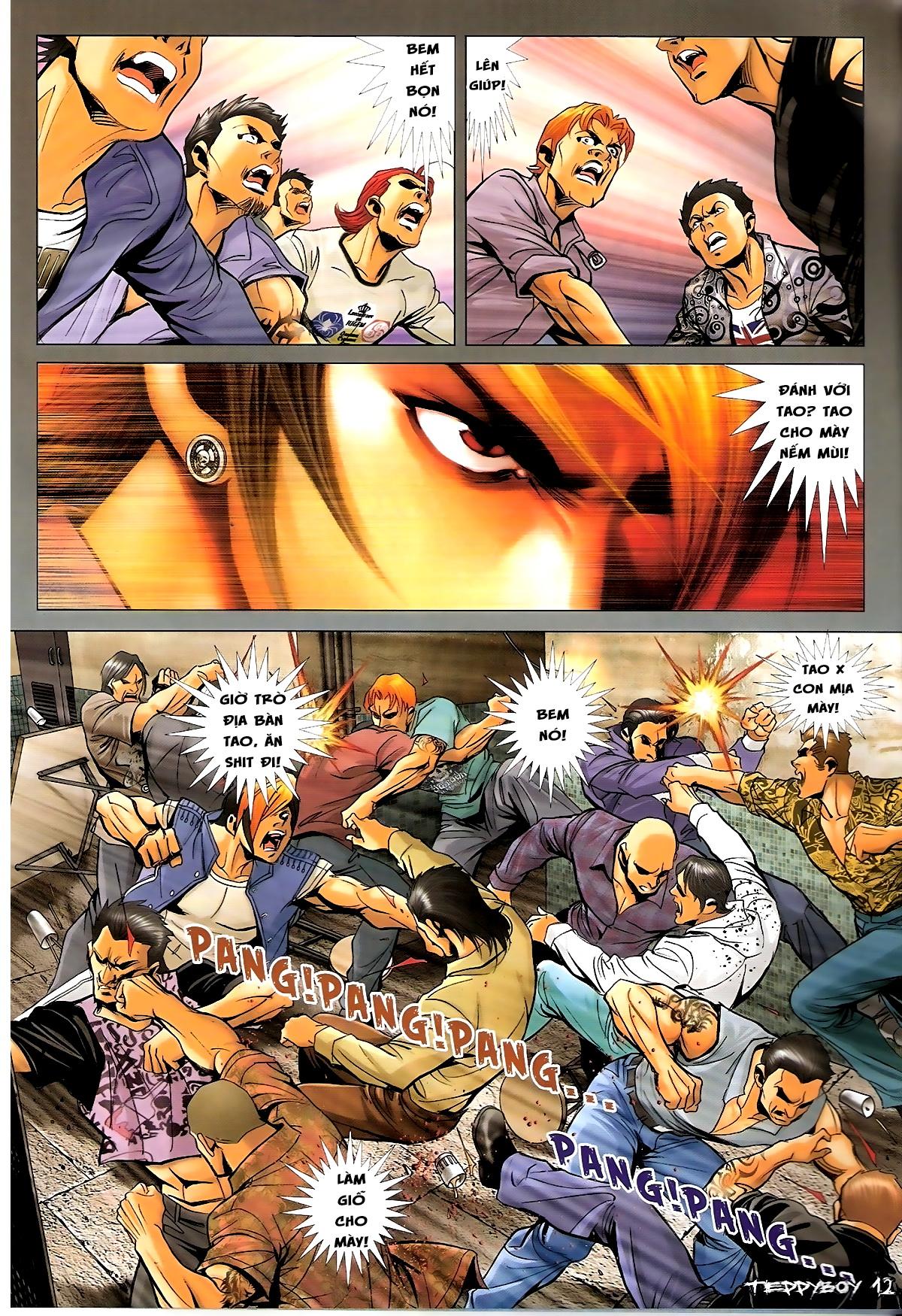 Người Trong Giang Hồ - Chapter 1320: Con trai Y Kiện - Pic 10