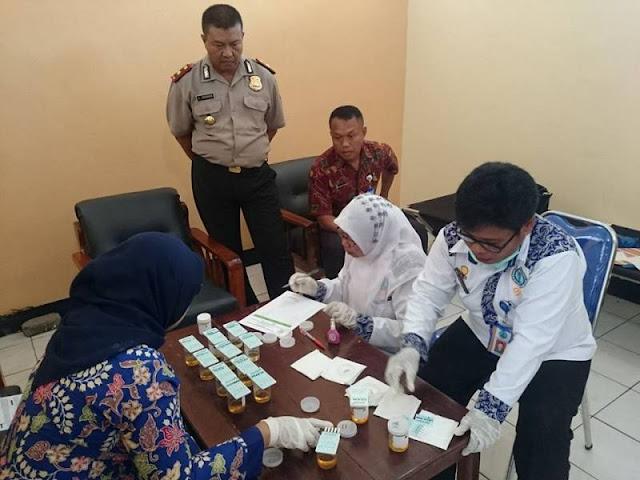12 Polisi Positif Narkoba akan Diproses dalam Sidang Disiplin