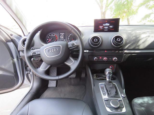 Audi A3 Sedan 1.4 Flex - interior - painel