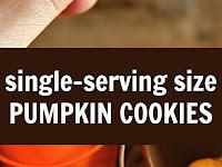 (Single-Serving) Pumpkin Chocolate-Chip Cookies Recipe