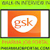 GlaxoSmithKline Pharmaceuticals Limited Walk In interview M.Sc, B.Sc,M.Pharm,  B.Pharm - Apply online