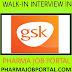 GlaxoSmithKline Pharmaceuticals Limited Walk In interview M.Sc, B.Sc,M.Pharm,  B.Pharm - Apply online