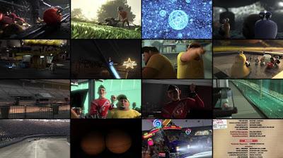Turbo (2013) BRRip 480p 720p Dual Audio [Hindi + English] DD 5.1 | Full Movie 3