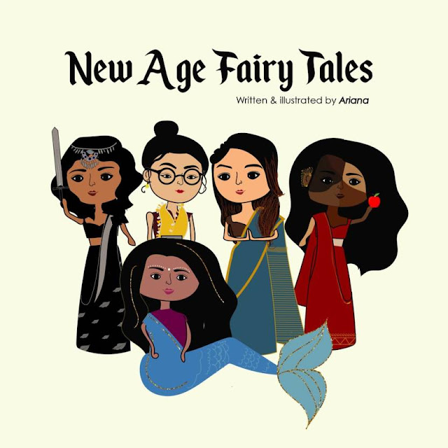 'New Age Fairy Tales' - Front Cover
