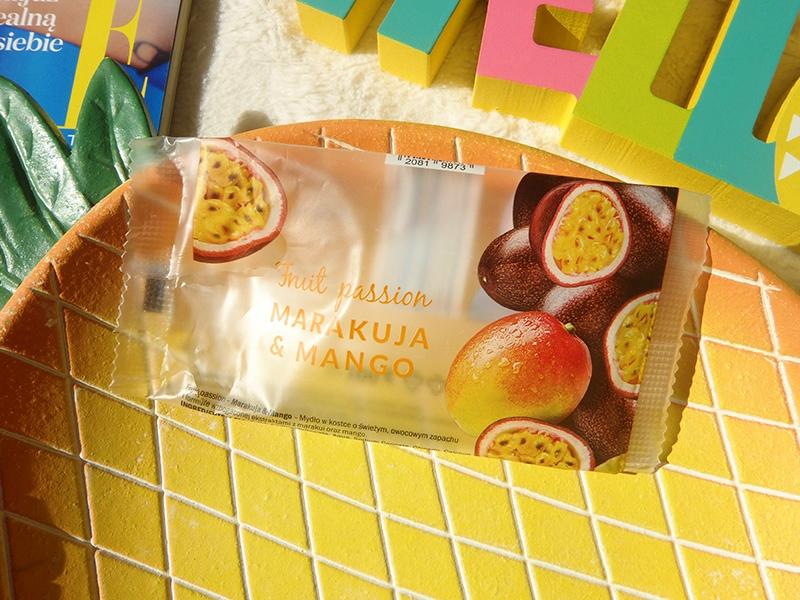 mydło mango lidl