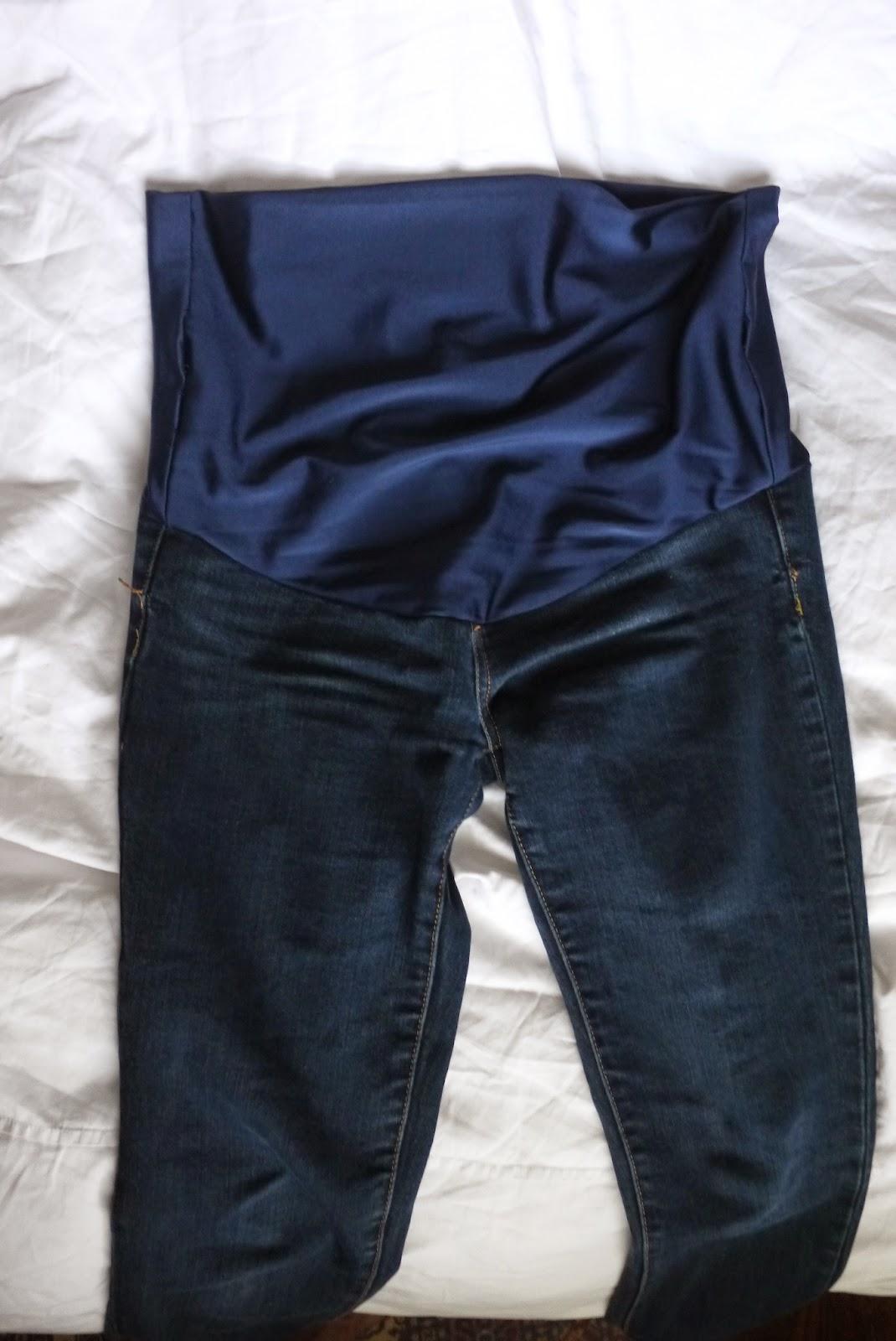 Tarts Crafts Diy Maternity Jeans