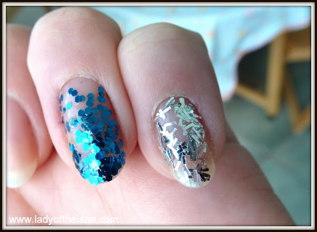 Nail Art from Sparkly Nails