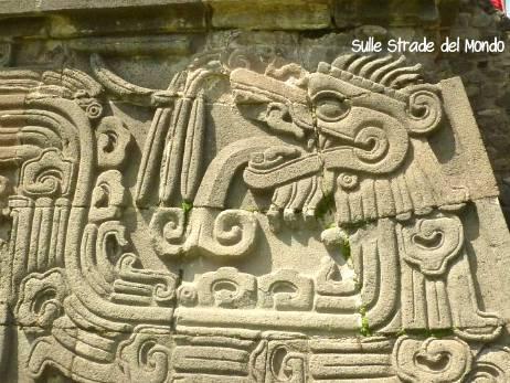 Teotihuacan tempio quetzalcoati