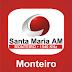 Rádio SANTA MARIA AM - Monteiro / PB