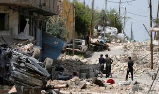 Mossoul toujours sous les décombres
