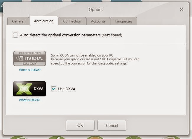 Staring Into the Abyss: How to enable CUDA for Freemake