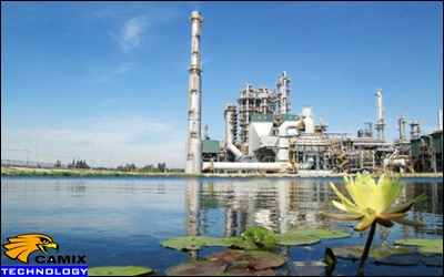 Nâng cấp đạt tiêu chuẩn trạm xử lý nước thải - Dung Quất trong lành