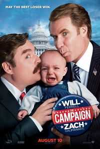 The Campaign 2012 hindi Dual Audio Movie Download 300mb BDRip 480p