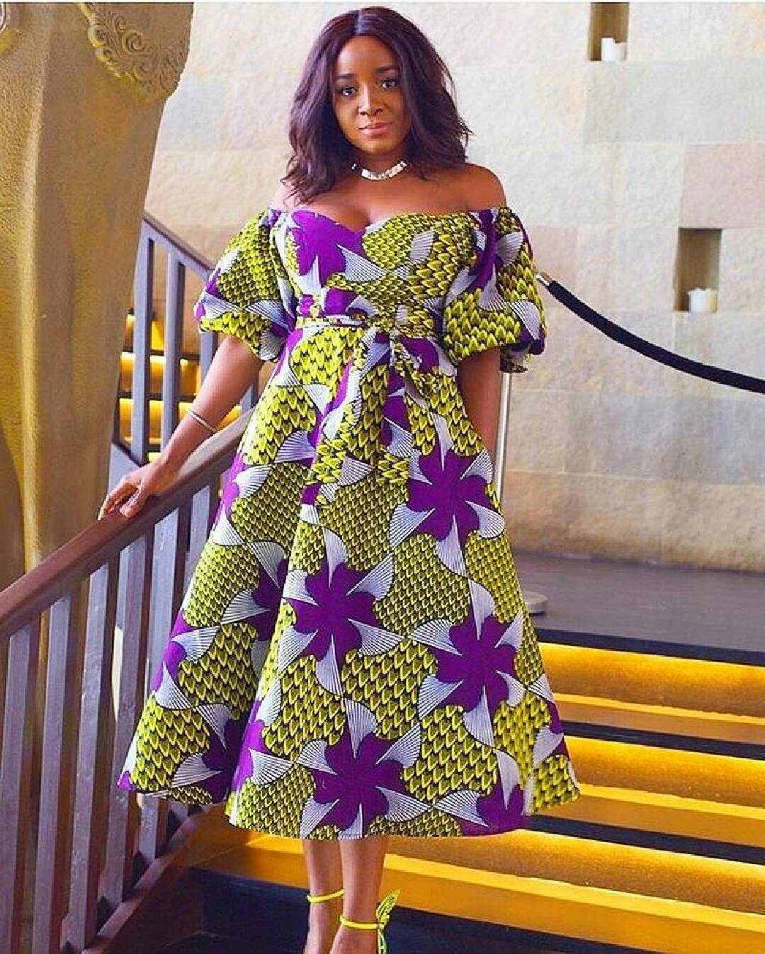 e9b872b220d26 Pictures Of Ankara Maternity Dresses