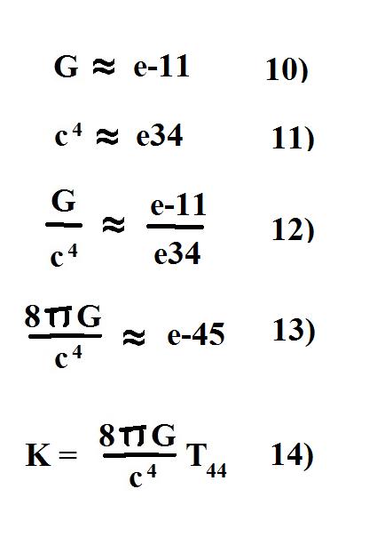 GM Jackson Physics and Mathematics: Why Gravity is Weak