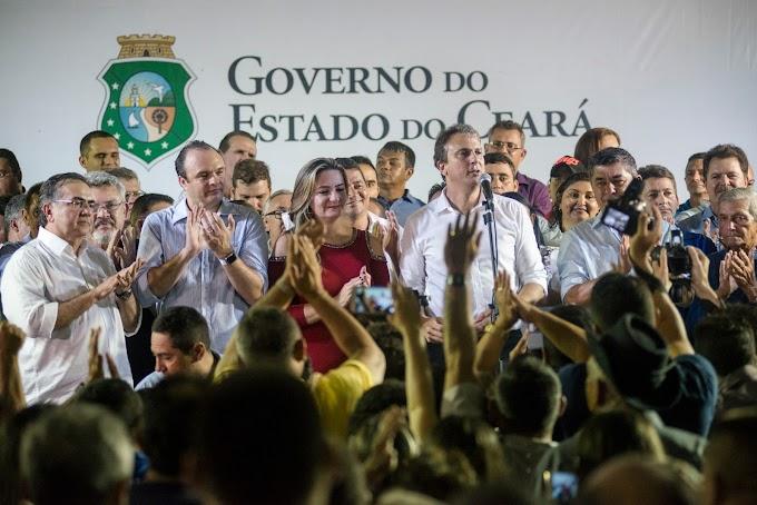 População de Graça é beneficiada com série de investimentos do Governo do Ceará