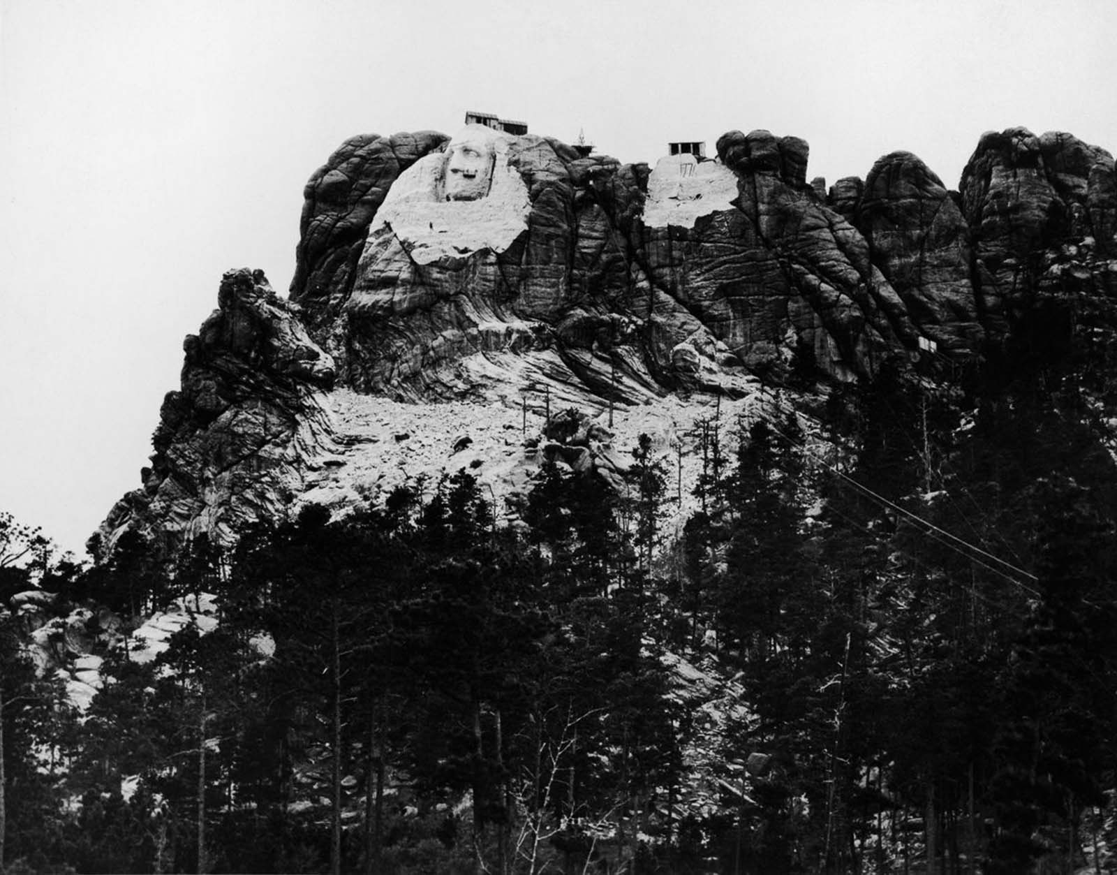 As Six Grandfathers, the mountain was part of the route that Lakota leader Black Elk took in a spiritual journey that culminated at Black Elk Peak.