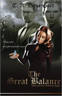 The Great Balance - a mysterious paranormal romance by Terrene A. Davenport