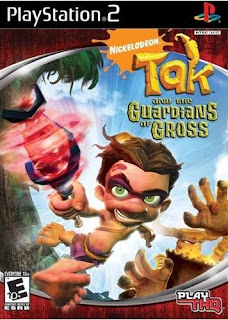 Tak and the Guardians of Gross (PS2) 2008