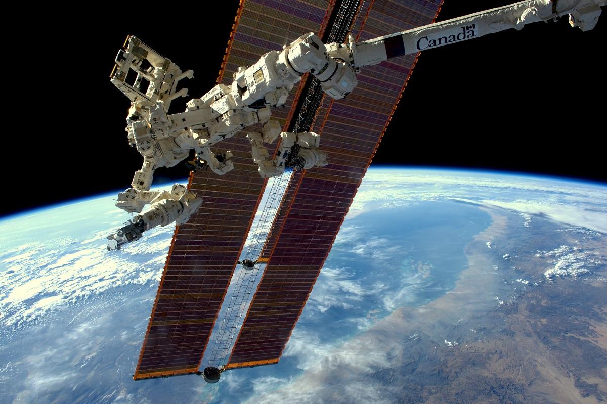 Cenas do espaço segundo globalistas