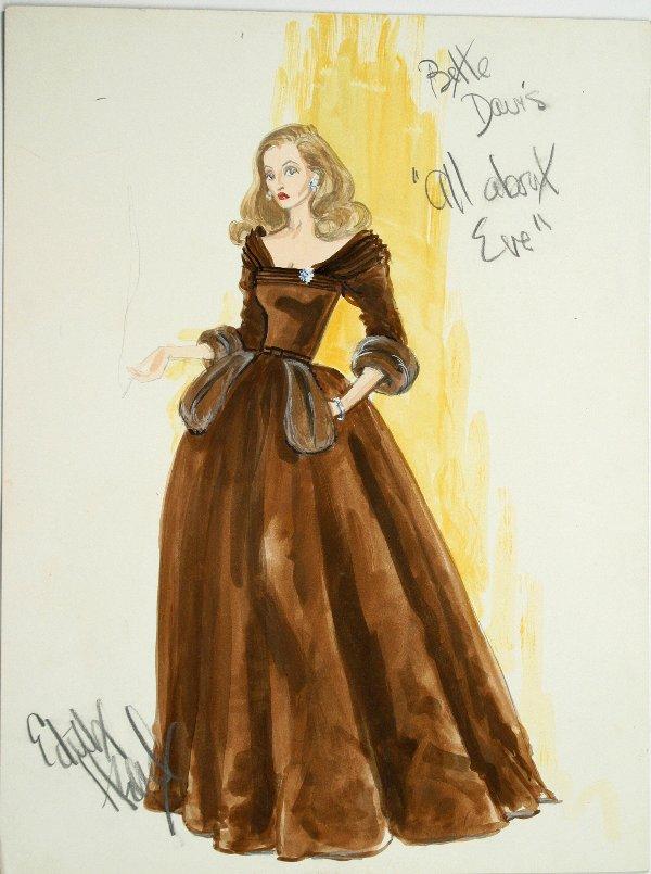 Edith Head Famous Dresses Bobby Rivers TV: Ryan ...