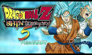 Dragon Ball Z Shin Budokai 5 Mod Updated 2017