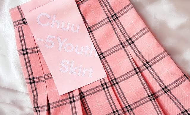 Chuu youth skirt vol 13