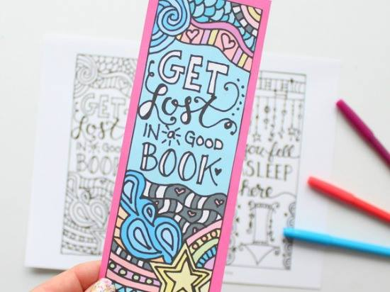 Constantly Moving the Bookmark: More Adult Coloring Ideas