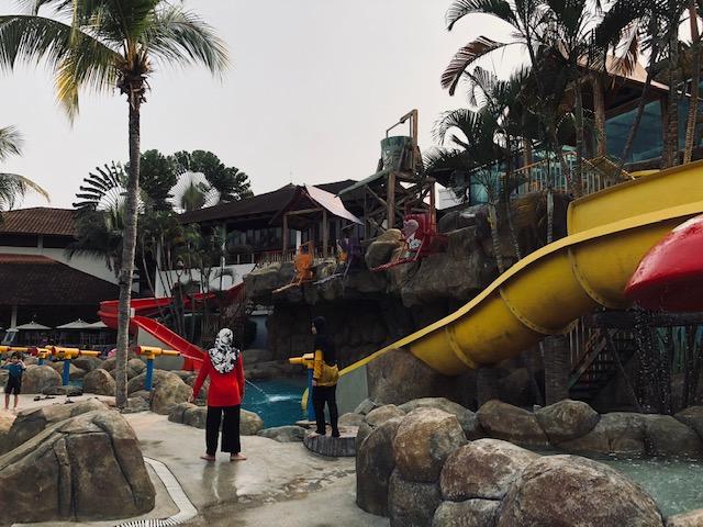 Hotel best untuk anak-anak di Perak
