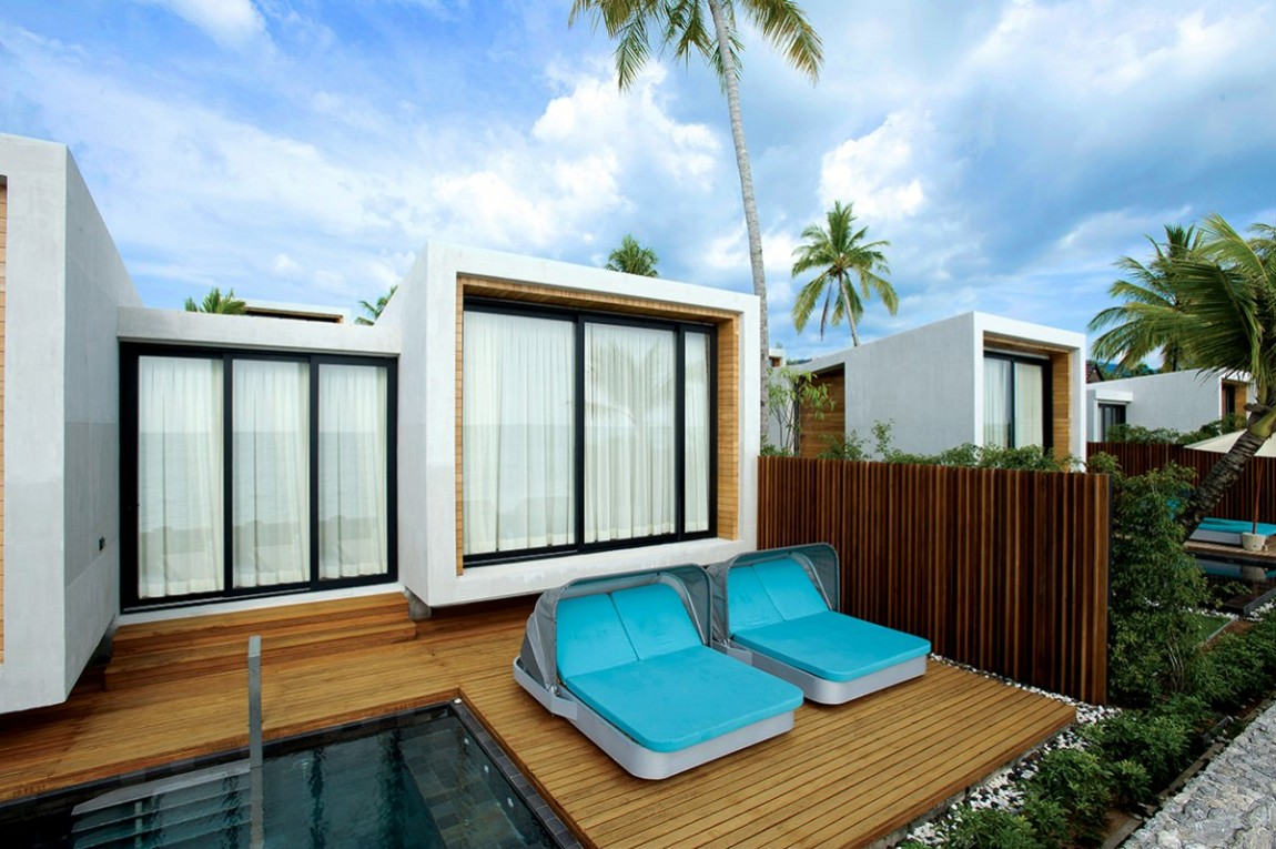 Cool World Of Architecture Small House On The Beach By Vaslab Architecture Largest Home Design Picture Inspirations Pitcheantrous