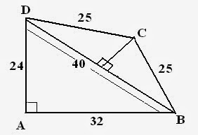 Important questions of Geometry for SSC CGL Tier I