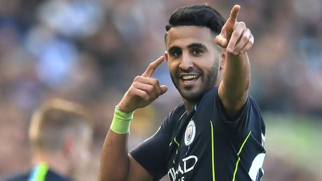 Riyad Mahrez: Tôi đang 'rất hạnh phúc' tại Man City