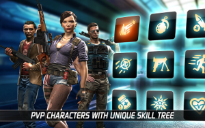 UNKILLED Zombie Horde Survival Shooter Game Mod Apk 2018