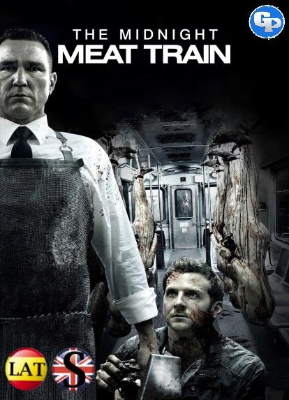 Masacre En El Tren De La Muerte (2008) HD 720P LATINO/INGLES