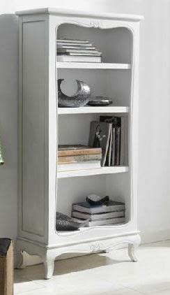 librero blanco, estanteria blanca, mueble libros blanco