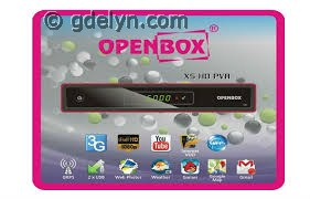 jual receiver openbox X5 HD PVR