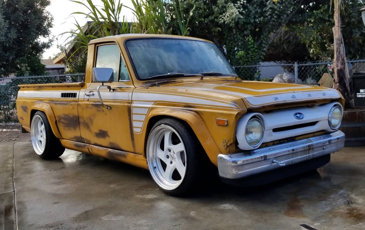 Find This 1973 Ford Courier Offered For 7500 In Salinas Ca Via Craigslist Tip From Safety Fast