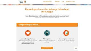 """""""Click To Meet"""" Inovasi FWD Asuransi Hidup, Memilih Agen Asuransi Di Era Digital"""